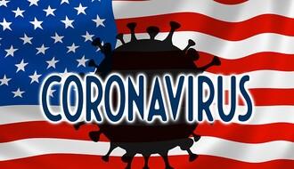 SAD izbile na treće mesto u svetu po broju obolelih od virusa Kovid-19