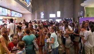 """FOTO: Odlična poseta CineStar bioskopa u okviru akcije """"Dan za 160"""""""