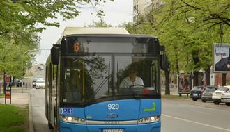 Autobusi proređeni po letnjem režimu
