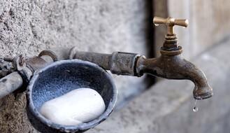 Deo Podbare bez vode zbog havarije