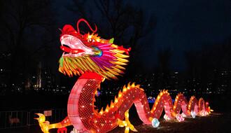 """FOTO: Posetite """"Kineski festival svetla"""" do 25. februara u Limanskom parku"""