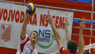 Odbojkaši Vojvodine sutra protiv ekipe Stroitelj iz Minska