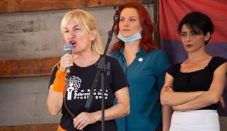Dragana Arsić, ekološka aktivistkinja: Komercijalna seča drveća na Fruškoj gori mora da postane prošlost