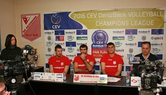 Liga šampiona: Vošini odbojkaši u Gdanjsku protiv Lotosa i 10.500 navijača