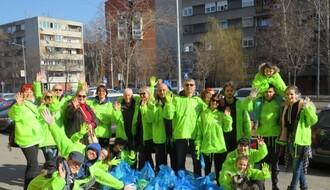"FOTO: ""Zelene brigade"" ove nedelje čistile Liman 2"