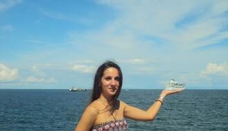 Novosađani: Novinarka na prekookeanskim brodovima