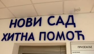 U dva udesa u Petrovaradinu povređeni muškarac i 11-godišnja devojčica