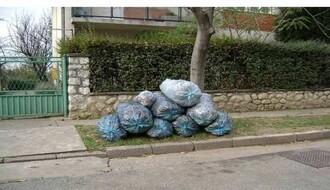 """Čistoća"" uklanja krupni otpad sa Telepa"