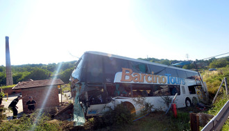Umor vozača uzrokovao autobusku nesreću