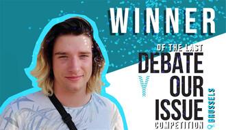 Mladi Novosađani osvojili dva prva mesta na internacionalnom Debate Your Issue takmičenju