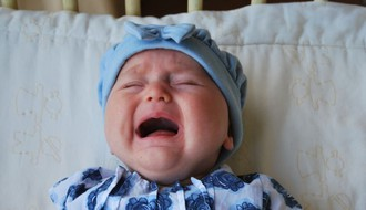 Zašto neke bebe plaču više od ostalih?