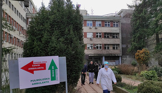 U KCV-u povećan, a na Institutu u Kamenici smanjen broj kovid pacijenata