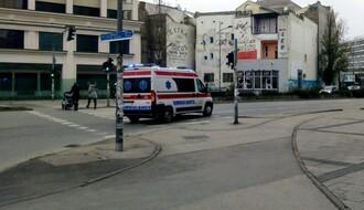 U Novom Sadu za jedan dan šest saobraćajki, lakše povrede zadobila dva lica