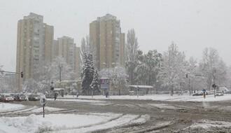 Vreme danas: Oblačno sa snegom, u NS najviša dnevna 0°C