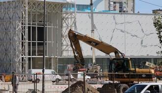 VOICE: Izgradnja TC Promenada nastavljena bez potrebne dokumentacije