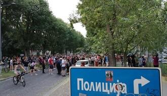 FOTO I VIDEO: Peti dan protesta u Novom Sadu