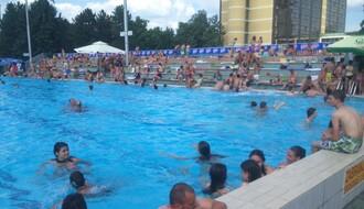 """Od petka kreće sezona kupanja na otvorenim bazenima SC """"Sajmište"""" i Spensa"""