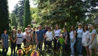 """""""Fanatic Bike"""" donirao bicikle i pakete za urgentno hraniteljstvo"""