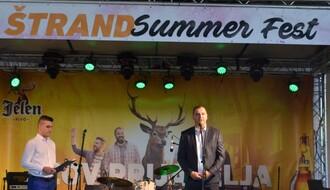 """Večeras otvoren festival """"Štrand Summer Fest"""""""