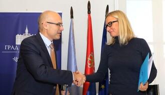 Potpisan protokol o saradnji između Grada i Privredne komore Srbije