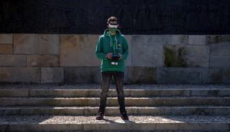 NOVOSAĐANI: Pogled iz drona na kojem bi mu i ptice pozavidele (FOTO i VIDEO)