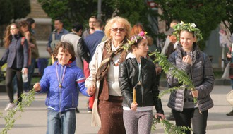 FOTO Obeležena Vrbica u Novom Sadu