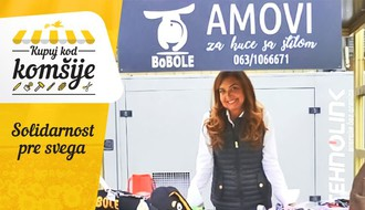 """Amovi """"BoBole"""": Kupovinom ovog unikatnog proizvoda pomažete napuštenim psima"""