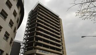 Četiri domaća biroa pozvana da urade idejno rešenje fasade zgrade Radničkog univerziteta
