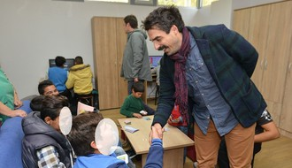 Novo Svratište za decu ulice otvorili Čvarkov, Torbica, Boškić i gradonačelnik