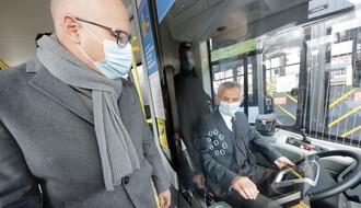 """FOTO: Novi autobusi uskoro na gradskim ulicama, Novi Sad pretenduje da postane """"smart city"""""""