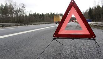 Osmoro povređeno u udesima kod Kovilja, na Podbari, Futoškom i Kaćkom putu