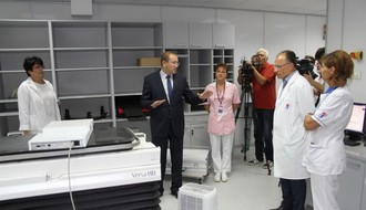 Institut za onkologiju Vojvodine: Novi aparat omogućiće preglede za još 3.000 pacijenata