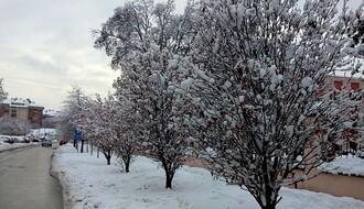 Oblačno i hladno, najviša dnevna u NS oko -1°C