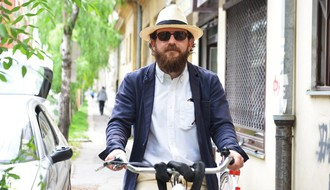 Novosađani: Lagana šetnja po biciklističkoj stazi