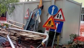 Deo ulice Olge Petrov od srede zatvoren za saobraćaj