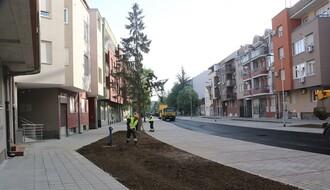 Završava se rekonstrukcija Tolstojeve ulice, saobraćaj kreće sutra