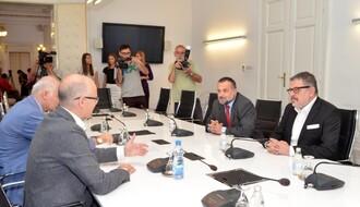 Ambasador Crne Gore u poseti Novom Sadu (FOTO)