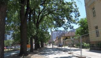 FOTO: Završena izgradnja parkirališta na Trgu Komenskog