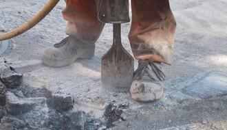 Naoružajte se strpljenjem: Radovi u Partizanskoj usporavaju saobraćaj