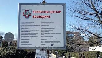 Uoči posete kineskih lekara Novom Sadu, u  KCV 20 pacijenata obolelih od korona virusa