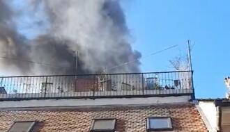 Požar u restoranu u centru grada
