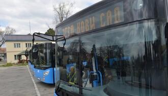 GSP kupuje pet autobusa