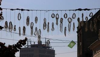 FOTO: Počelo novogodišnje ukrašavanje Novog Sada