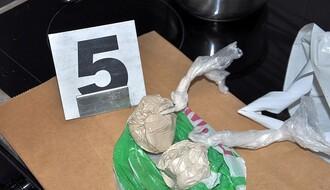 MUP: Novosađani uhapšeni zbog heroina i amfetamina (FOTO)