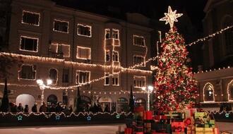 FOTO: Evo kako Novi Sad izgleda kada svetski brend snima novogodišnju reklamu