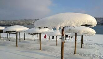Pretežno oblačno i hladno, najviša dnevna u NS oko -3°C