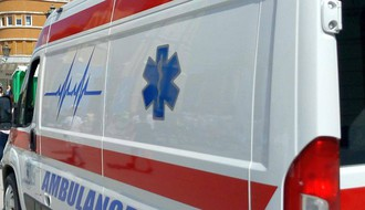 HITNA POMOĆ: Tri osobe povređene u dve saobraćajne nezgode u Novom Sadu