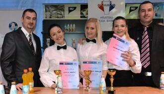 SPLIT: Dame s novosadskog PMF-a prave najbolje koktele