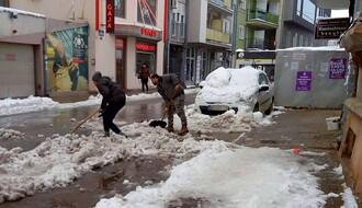 Kazne za neočišćen sneg i led i do 50.000 dinara
