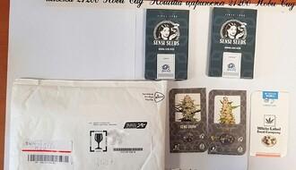 FOTO: Pošiljke s narkoticima upućene na adrese u Novom Sadu, Vrbasu, Somboru...